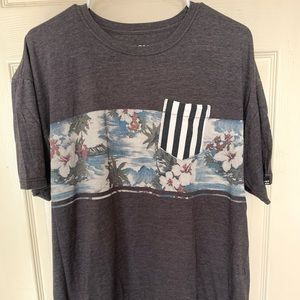 Billabong Graphic pocket tee